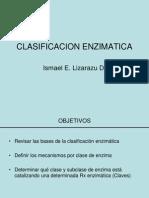 Clasificacion Enzimatica Final 08-08-2005