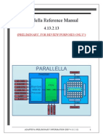 Parallella Reference 4.13.2.13