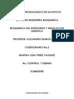 CUESTIONARIO BIOQUIMICA 2 IMPRIMIR
