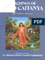 Teachings of Lord Chaitanya
