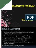 KELOMPOK SOSIAL (1)