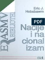 Eric J. Hobsbawm - Nacije i Nacionalizam - Program, Mit, Stvarnost