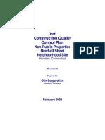 Construction Quality Control Plan Draft_Rev0_27Feb09