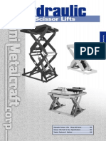 Hydraulic Scissor Lift Catalog