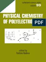 organic chemistry problem solver physical chemistry of polyelectrolytes tsetska radeva