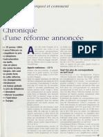 """- Les Prix du Téléphone""""; Revue Dialogue N° 3 décembre 1993"""