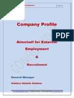 ELMOUTAWIF Profile