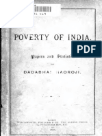 Poverty of India (by Dadabhai Naoroji)
