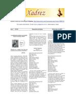 O Xadrez Chess Magazine No. 03, 2007-05 (Portuguese)