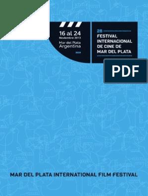 Festival De Cine Mar Del Plata 2013 Cine Ocio