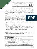 NBR8854 -1985 - Defeitos Superficiais Em Parafusos