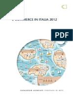 L'eCommerce in Italia 2012