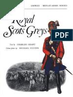 Osprey - Men at Arms 026 - Royal Scots Greys