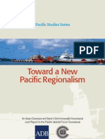Toward a New Pacific Regionalism
