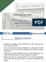 Amazon Case Study