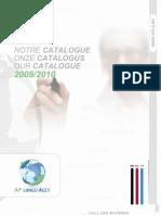 Catalogue APLG 2009-2010