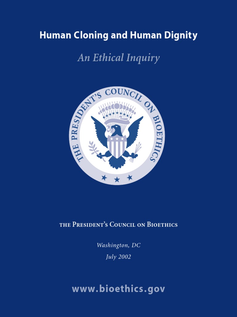 review of presidents council of bioethics report