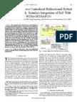 A Novel Lightwave Centralized Bidirectional Hybrid