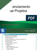 Gerenciamento Projetos - 80 Horas