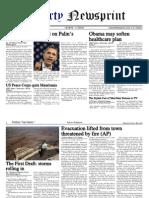 Libertynewsprint 8-17-09 Edition