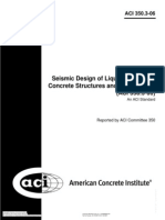 ACI 350.3-06 - Seismic Desing of Liquid - Containing Concrete Structures and Comentary