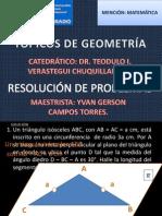 Topicos de Geometria