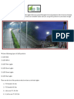 List of Eco Lite Technologies Led Tube Lights Products