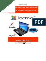 Joomla Lokaal testen