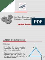Análise_de_Estrtura_-_Treliça