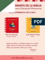 LecturaOrante-2014