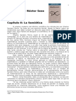 Nestor Sexe La Semiotica