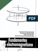 (b)Fundamentos de Electromagnetismo - Quesada