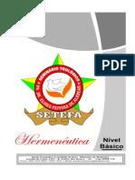 Valter José G. da Silva - Hermineutica