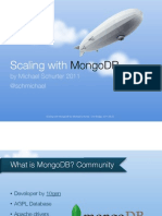 Scaling With MongoDB (With Notes)