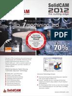 iMachining 3D Brochure