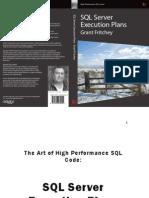 SQL Server2012 Execution Plans
