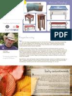 Recherche Furnishings 2013 Fall Catalog
