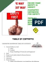 chemisry handbook