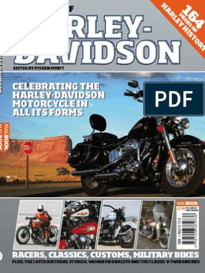 The Legend of Harley Davidson | Harley Davidson | Motorcycle