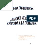 2_CONFERECIA Armonía Moderna y Guitarra