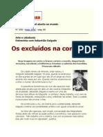 Sem Fronteiras 250 - Entrevista Com Sebastiao Salgado