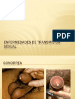 Enfermedades de transmisión sexual