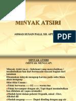Minyak Atsiri
