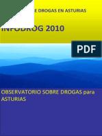 INFODROG 2010 Plan Drogas Asturias