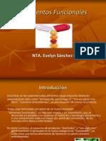 Alimentos Funcionales - Nutricion Basica