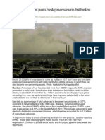KPMG India Report Paints Bleak Power Scenario