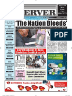 Liberian Daily Observer 11/21/2013