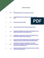 Formulario Ica