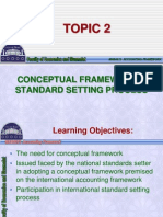 topic 2 - Conceptual framework  Standard setting process.ppt