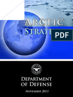 2013 Arctic Strategy